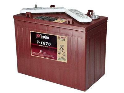 Batterie Trojan T1275 12 volts