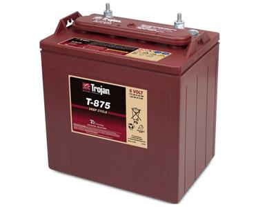 Batterie Trojan T875 8 volts