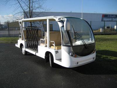 Bus électrique SHUTTLE EAGLE PMR 11 Places