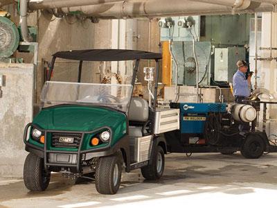 Club Car Carryall 300 Excel (NHR)