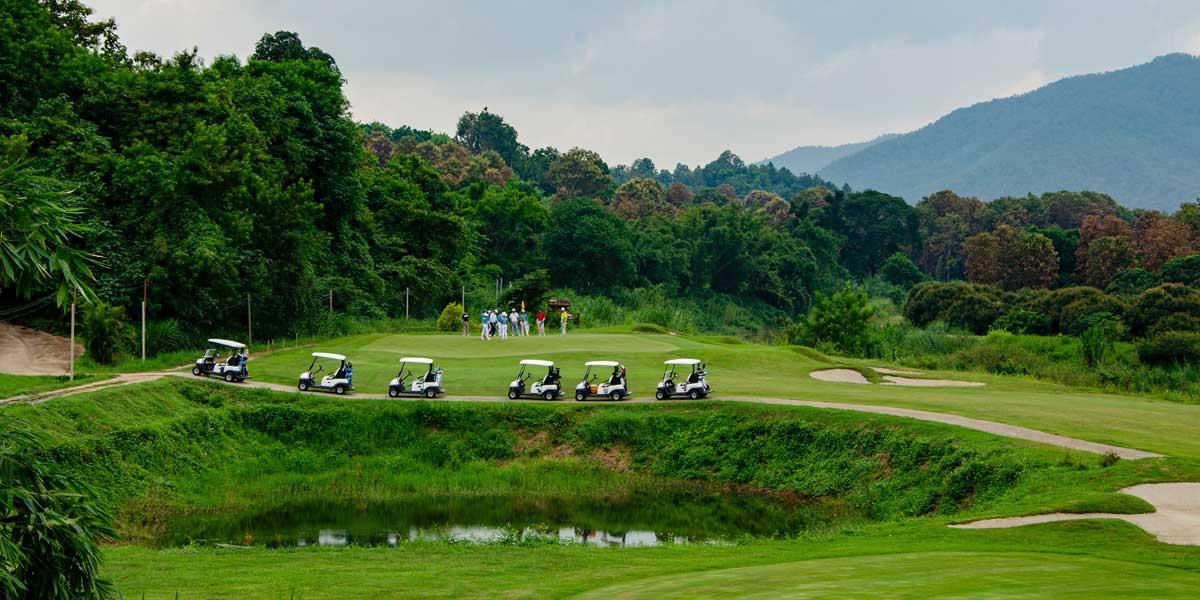 golf stade enceinte sportive