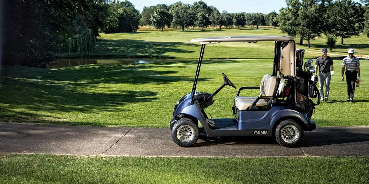 Golfette Ezgo (slide)