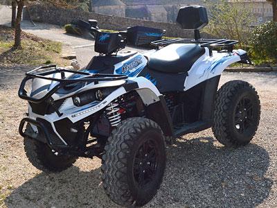 quad électrique mp4