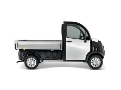 Utilitaire électrique Aixam d-truck pick-up