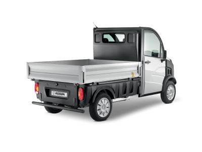 utilitaire électrique Aixam e-truck pick-up