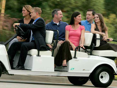 Club Car Villager IQ 6 places