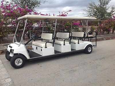 Club Car Villager IQ 8 places