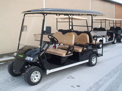 Eagle 4/6 places convertible (NHR)