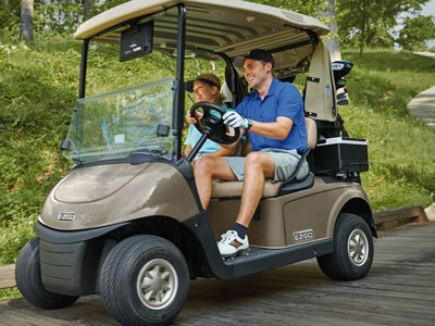 Ezgo RXV 2 places (NHR)