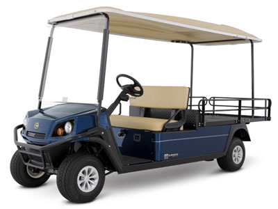 Ezgo Shuttle 2 places (NHR)