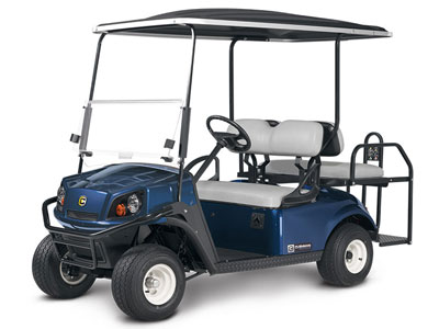 Ezgo Shuttle 4 places (NHR)