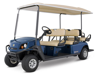 Ezgo Shuttle 6 places (NHR)