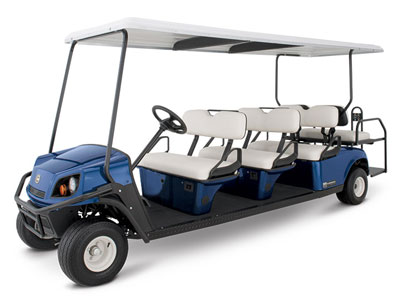 Ezgo Shuttle 8 places (NHR)