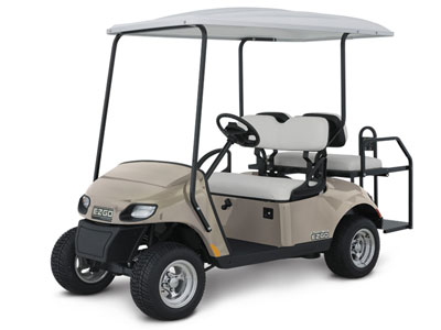 Ezgo TXT 2+2 places (NHR)