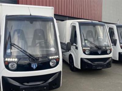 Tropos Motors Cargo 3