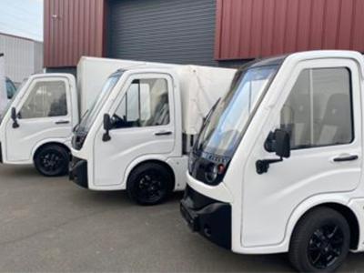 Tropos Motors Cargo 5