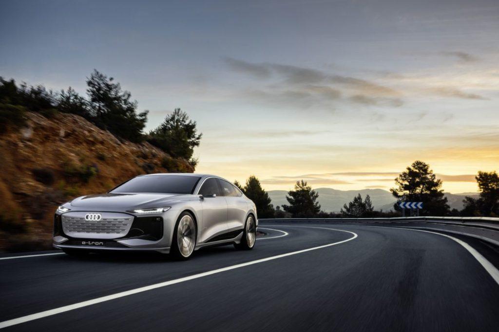 Audi A6 e tron 2
