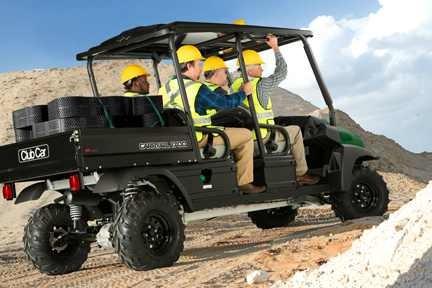 Véhicule utilitaire diesel Club Car Carryall 1700 3 2